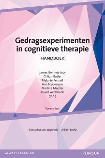 Gedragsexperimenten in cognitieve therapie – Handboek