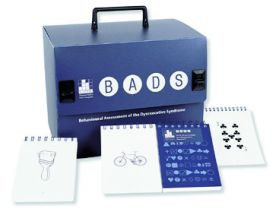 BADS-NL   Behavioural Assessment of the Dysexecutive Syndrome