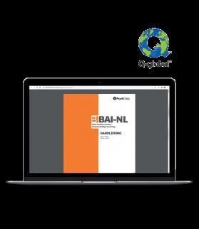 BAI-NL   Beck Anxiety Inventory – Nederlandse versie