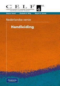 CELF-4-NL | Test voor diagnose en evaluatie van taalproblemen