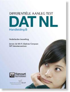 DAT NL B | Differentiële Aanleg Test voor Onderwijs Versie B: Vmbo