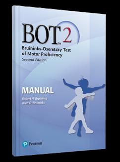 BOT-2 Bruininks-Oseretsky Test of Motor Proficiency - Second Edition