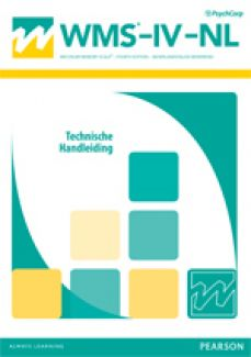 WMS-IV-NL | Wechsler Memory Scale IV-NL