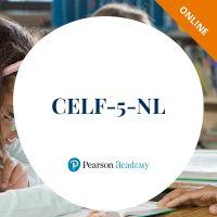 CELF-5-NL training live webinar (online)  - 2 november 2021 (ochtend van 09.00 uur tot 13.00 uur)