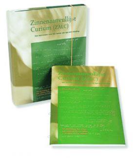 ZALC | Zinnenaanvullijst Curium