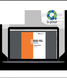 BAI-NL | Beck Anxiety Inventory – Nederlandse versie