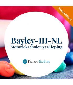 Bayley-III-NL Motoriekschalen Verdiepingstraining