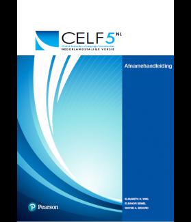 CELF-5-NL | Test voor diagnose en evaluatie van taalproblemen
