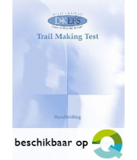 D-KEFS | Trail Making Test