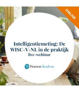 Intelligentiemeting: De WISC-V-NL in de praktijk - live webinar (online)