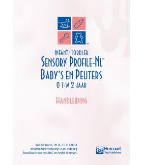 ITSP | Infant/Toddler Sensory Profile Oudervragenlijst