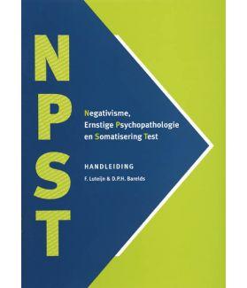 NPST | Negativisme, Ernstige Psychopathologie en Somatisering Test