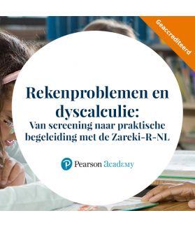 Rekenproblemen en dyscalculie: van screening naar praktische begeleiding met de Zareki-R-NL