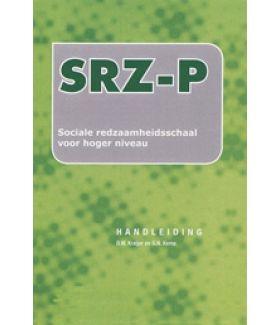 SRZ - P | Sociale Redzaamheidsschaal voor verstandelijk gehandicapten van hoger niveau