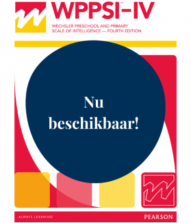 WPPSI-IV-NL | Wechsler Preschool and Primary Scale of Intelligence
