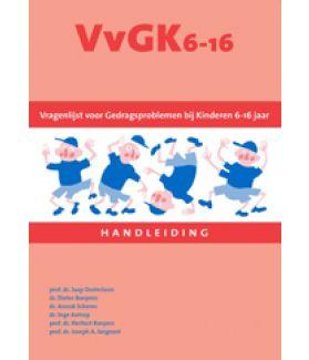VvGK6-16 | Vragenlijst voor Gedragsproblemen bij Kinderen