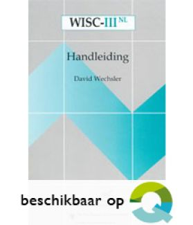 WISC-III-NL | Wechsler Intelligence Scale for Children-III