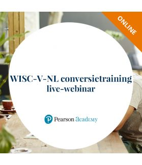 WISC-V-NL Conversietraining live-webinar (online)