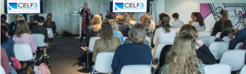 CELF-5 roadshows pearson academy